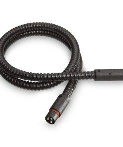 A460804 DEFA Verbindungskabel innen schwarz 2 m