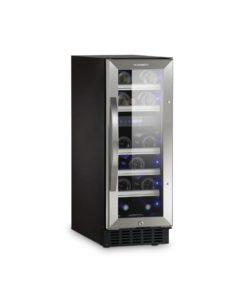 DOMETIC MaCave S17G Weinkühlschrank mit Glastür für 17 Flaschen