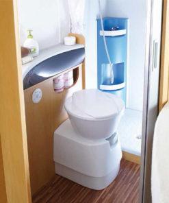Sanitärlösungen für Freizeitmobile