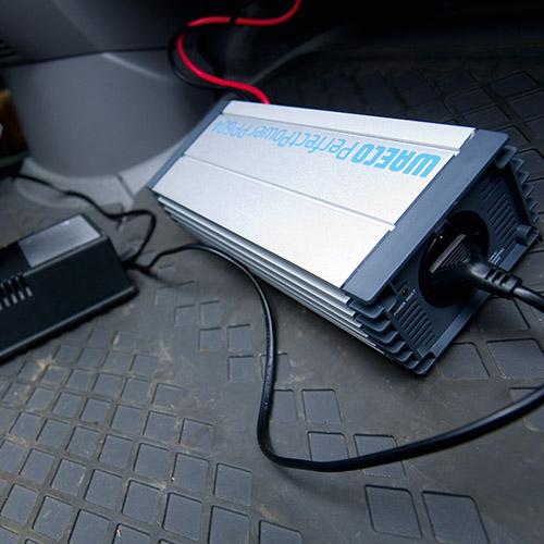 Pocket Power & Wechselrichter