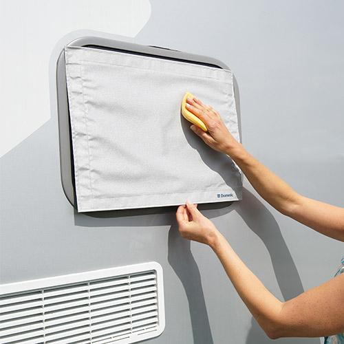 Abdeckungen für Fenster und Dachhauben