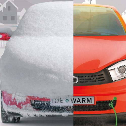 Fahrzeugvorwärmung