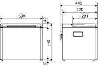 Dometic  RC-1600-EGP 24 Volt / 50 mbar