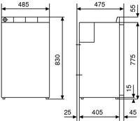 090 L CoolMatic MDC-90K-Sonderversion