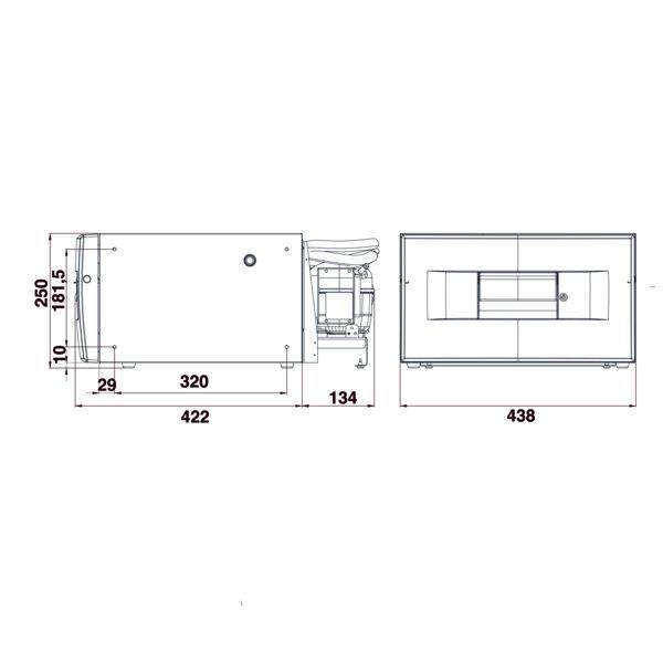 020 l coolfreeze cd 20 dometic werksverkauf. Black Bedroom Furniture Sets. Home Design Ideas