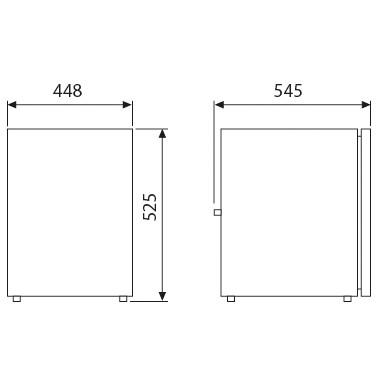057 l coolmatic crx 65 s edelstahlfront dometic werksverkauf. Black Bedroom Furniture Sets. Home Design Ideas
