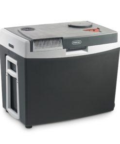 MOBICOOL G35 AC/DC elektrische Kühlbox 12/230 V mit USB Anschluss, 34 l