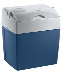 MOBICOOL U30 DC elektrische 29-l-Kühlbox, blaumetallic – 12 V