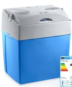 Mobicool V 30 elektrische Kühlbox hellblau / grau / 12+230 V ..