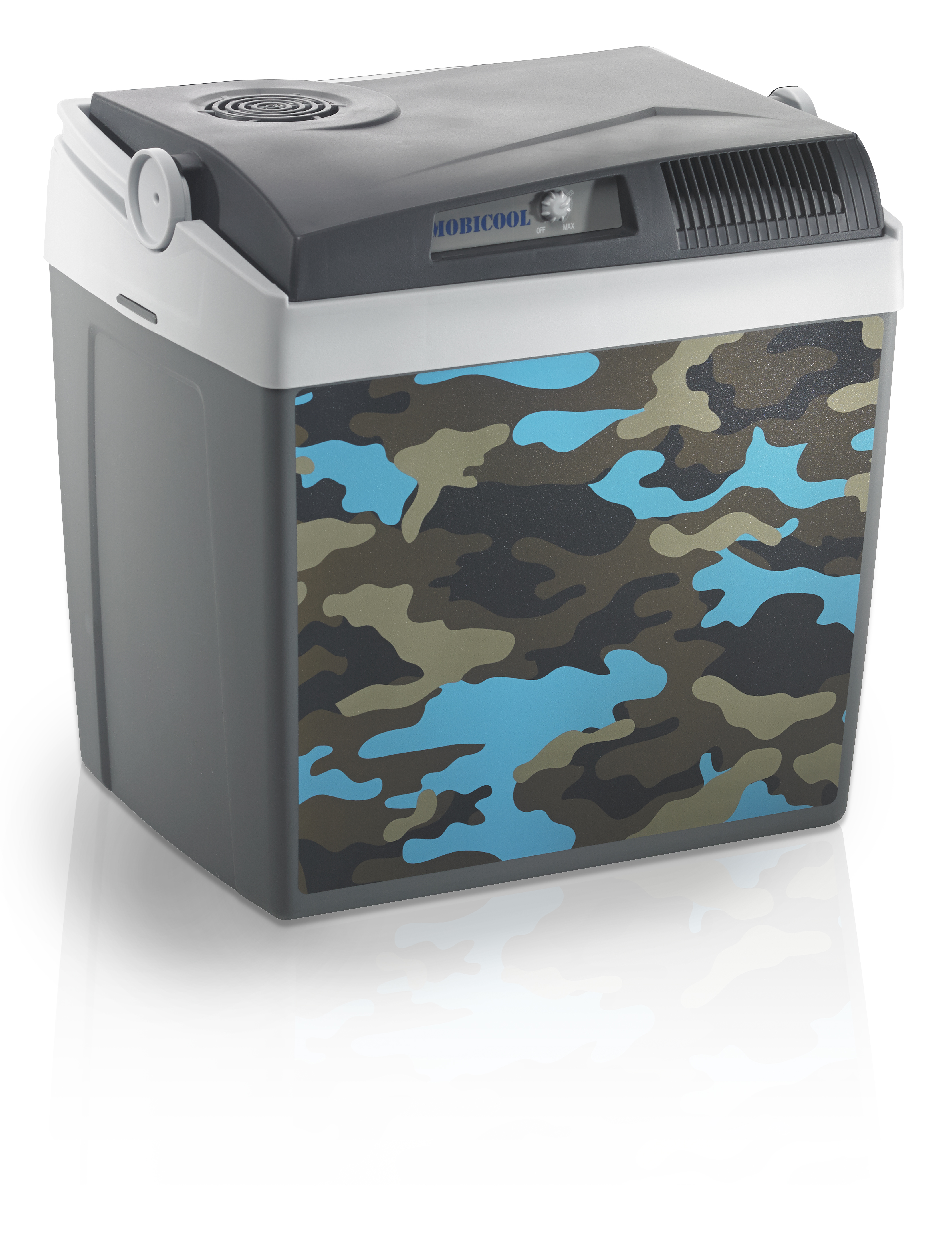 25 l mobicool k 26 -12 + 230 v camouflage .. - dometic werksverkauf