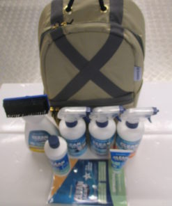Dometic 13 Liter Kühlrucksack incl. Reiniger