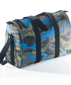 Mobicool Icon 26-l-Outdoor-Kühltasche camouflage blau Dometic