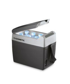 Dometic TropiCool TC 07, tragbare thermo-elektrische Kühlbox/Heizbox, 7 Liter, 12 V und 230 V für Auto, Lkw, Boot und Steckdose, A++