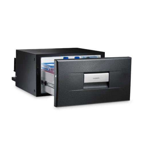 Dometic CoolMatic CD 20 Kompressorkühlschublade, schwarz, kühlbox