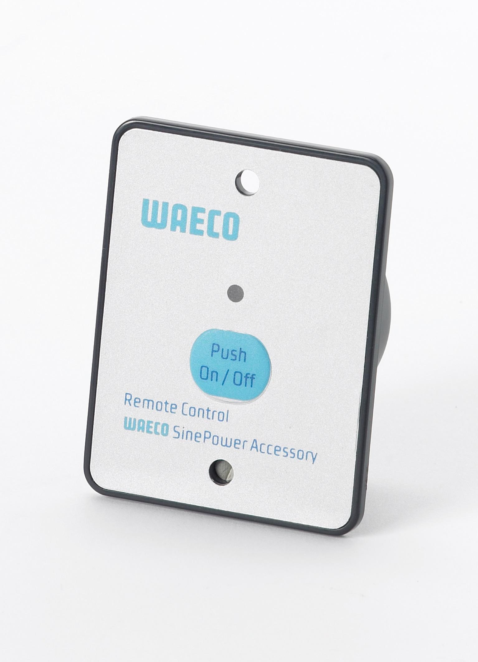 waeco mcr-9 fernbedienung standard für sine power .. - dometic