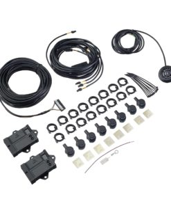 Dometic MagicWatch MWE 9008 Einparkhilfe für Pkw (Front und Heck), acht Sensoren