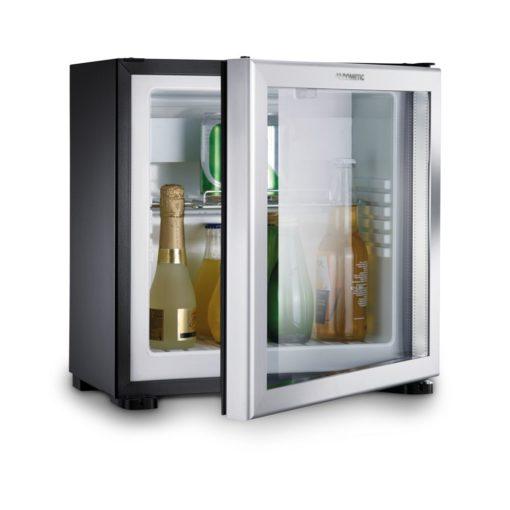 Dometic RH 429 LDAG Hotel Minibar, Minikühlschrank mit Glastür
