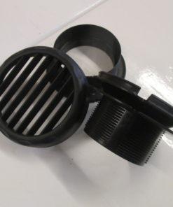 Luftauslass-Gitterset 3-teilig, für ø 65 mm Schlauch für Dometic FreshWell ..