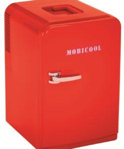 MOBICOOL F15 Minikühlschrank 12/230 V rot