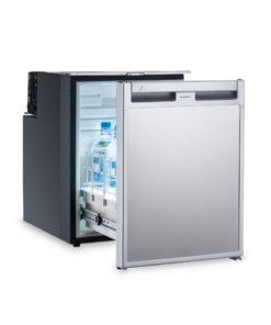 Dometic CoolMatic CRD 50 Ausziehbarer Kompressorkühlschrank in Edelstahl-Optik