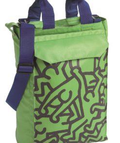 Mobicool Kühltasche Keith Haring grün