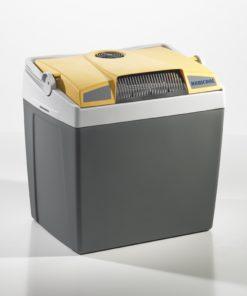 Mobicool G26 12 V elektrische Kühlbox, curry/grau