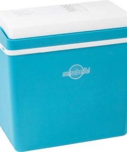 Ezetil Mirabelle E24 elektrische Kühlbox türkis