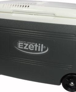EZetil E40 12/230V RollCooler grau elektrische Kühlbox