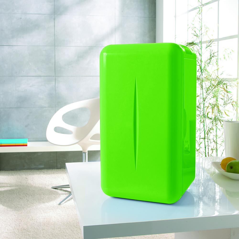015 L Mobicool F16 Thermoelektrischer Mini-Kühlschrank, grün– 230 V ...