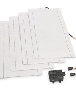 Dometic MagicComfort MSH 300 Einbausitzheizung aus Carbon
