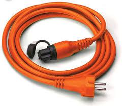 DEFA PlugIn Anschluss-Set orange 960